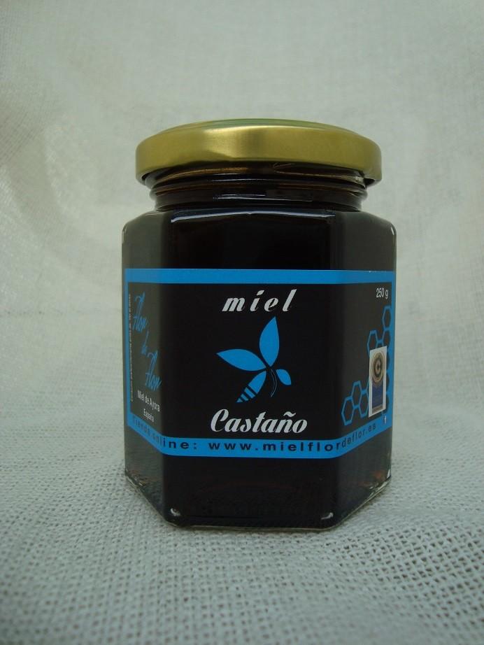 Miel de Castaño 250 Gr.