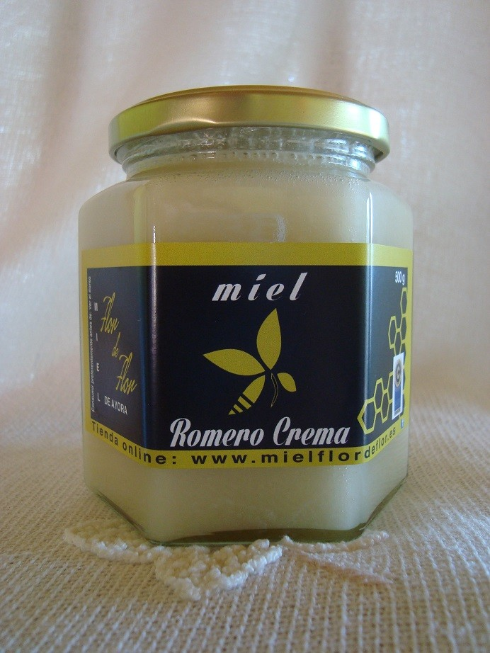 Rosemary Honey Cream 500 Gr.