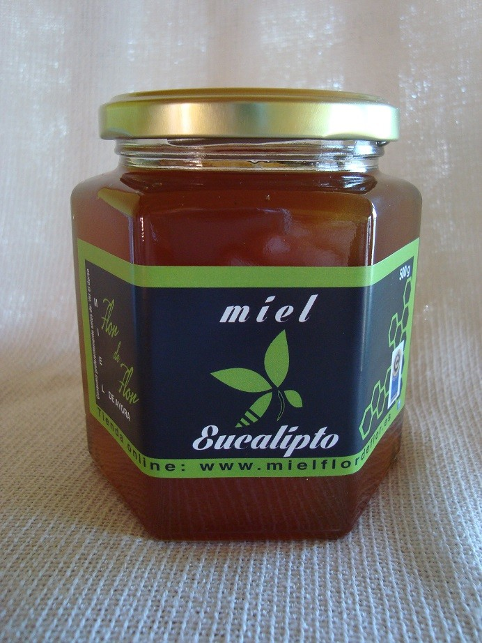 Eucalyptus Honey 500 Gr.