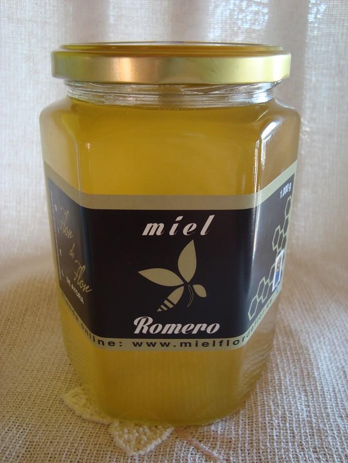 Miel de Romero 1000 Gr.