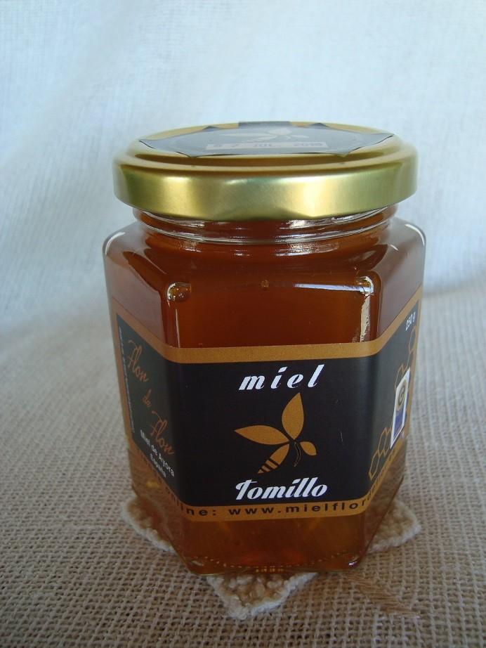 Miel de Tomillo  250 gr.