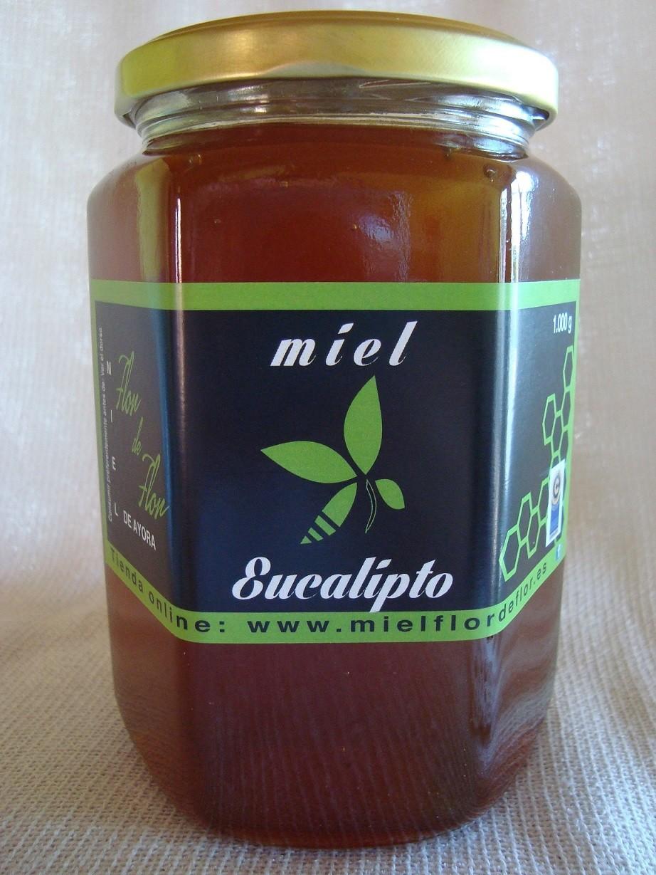 Miel de Eucalipto 1000 Gr.
