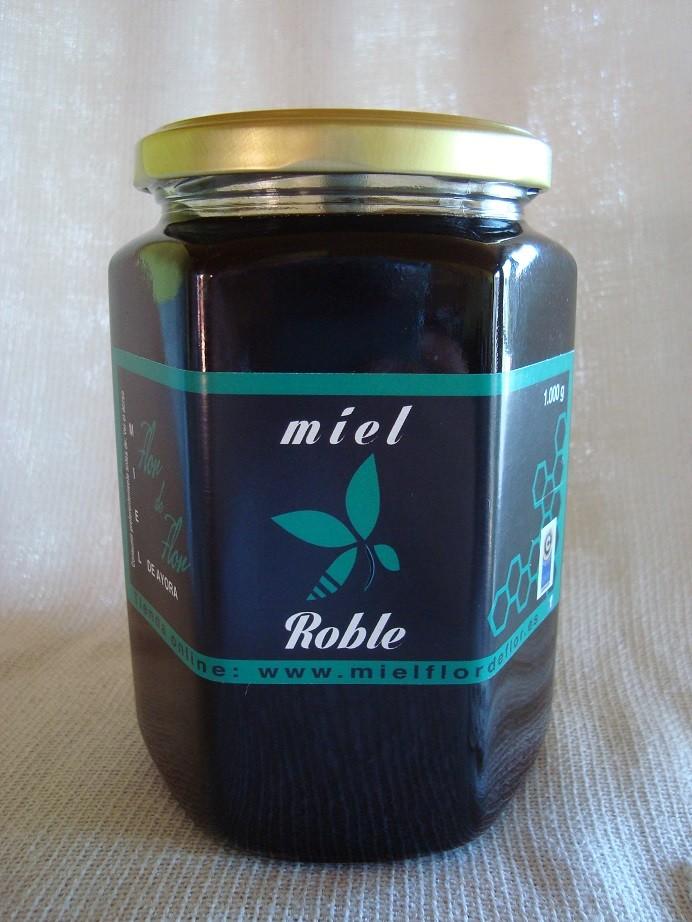Miel de Roble 1000 Gr.