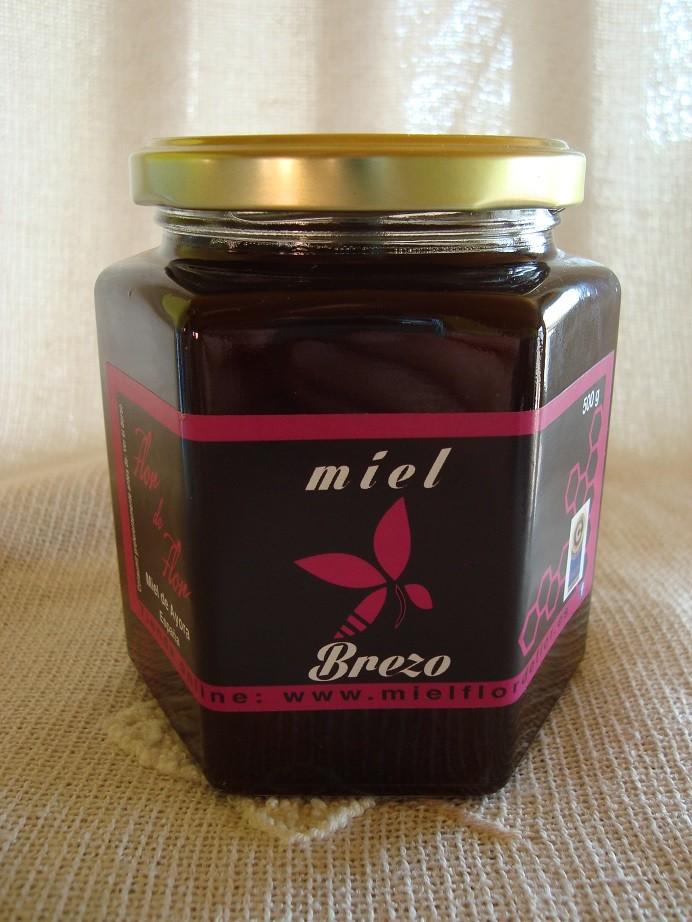 Miel de Brezo 500 Gr.