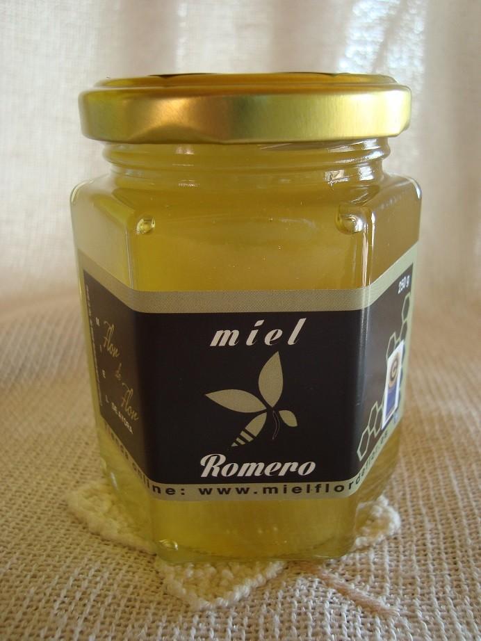Miel de Romero 250 Gr.