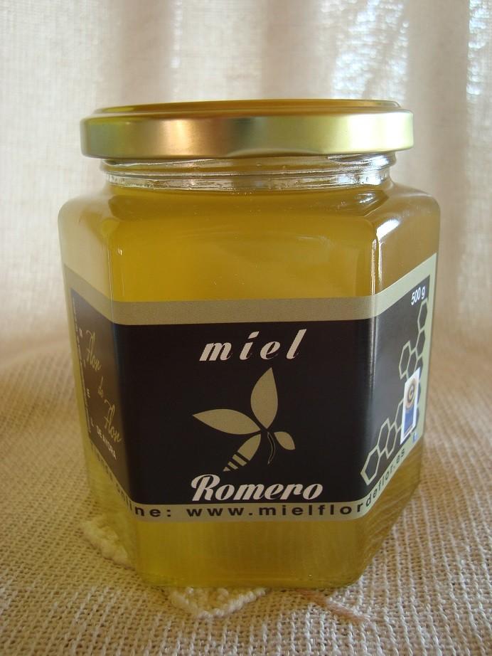 Miel de Romero 500 Gr.